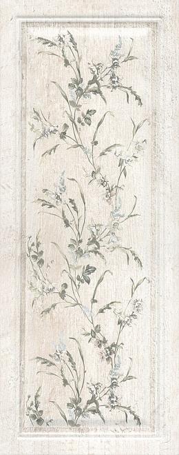 7188 | Кантри Шик белый панель декорированный