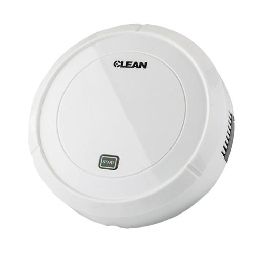 Робот-пылесос Clean Smart Robot. Цвет: белый.