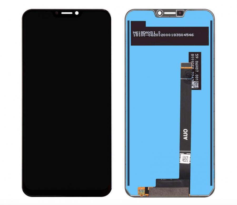 LCD (Дисплей) Asus ZE620KL ZenFone 5/ZS620KL ZenFone 5Z (в сборе с тачскрином) (black) Оригинал