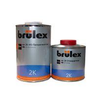 Brulex 2K-HS-Прозрачный лак 1 л + 2К отвердитель