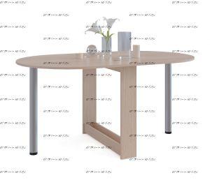 Стол-книжка обеденный Сокол СП-12 (155х90х74)