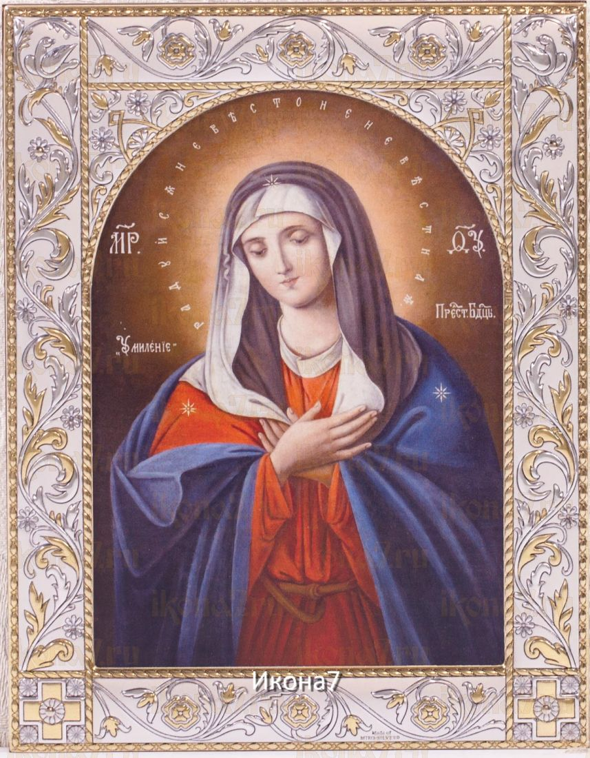 Умиление икона  Божией Матери (14х18см)