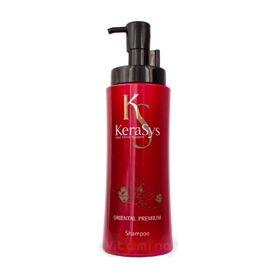 KeraSys Шампунь для всех типов волос, 470 мл