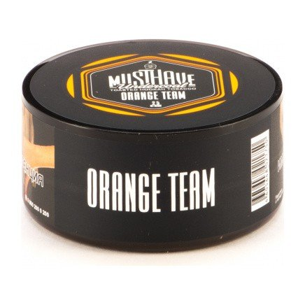 MustHave Orange Team 25гр