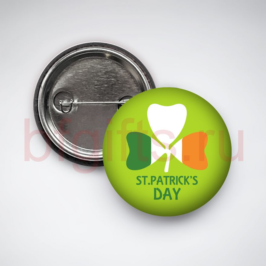 Значок St. Patrick's day