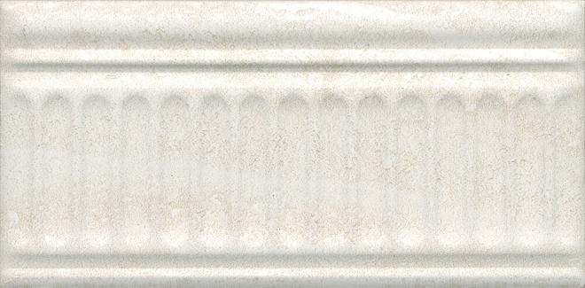 19046/3F | Бордюр Олимпия беж светлый структурированный