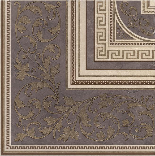 HGD/A111/SG1596L | Декор Орсэ ковер угол лаппатированный