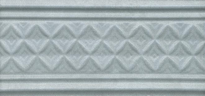 LAA004 | Бордюр Пикарди структура голубой