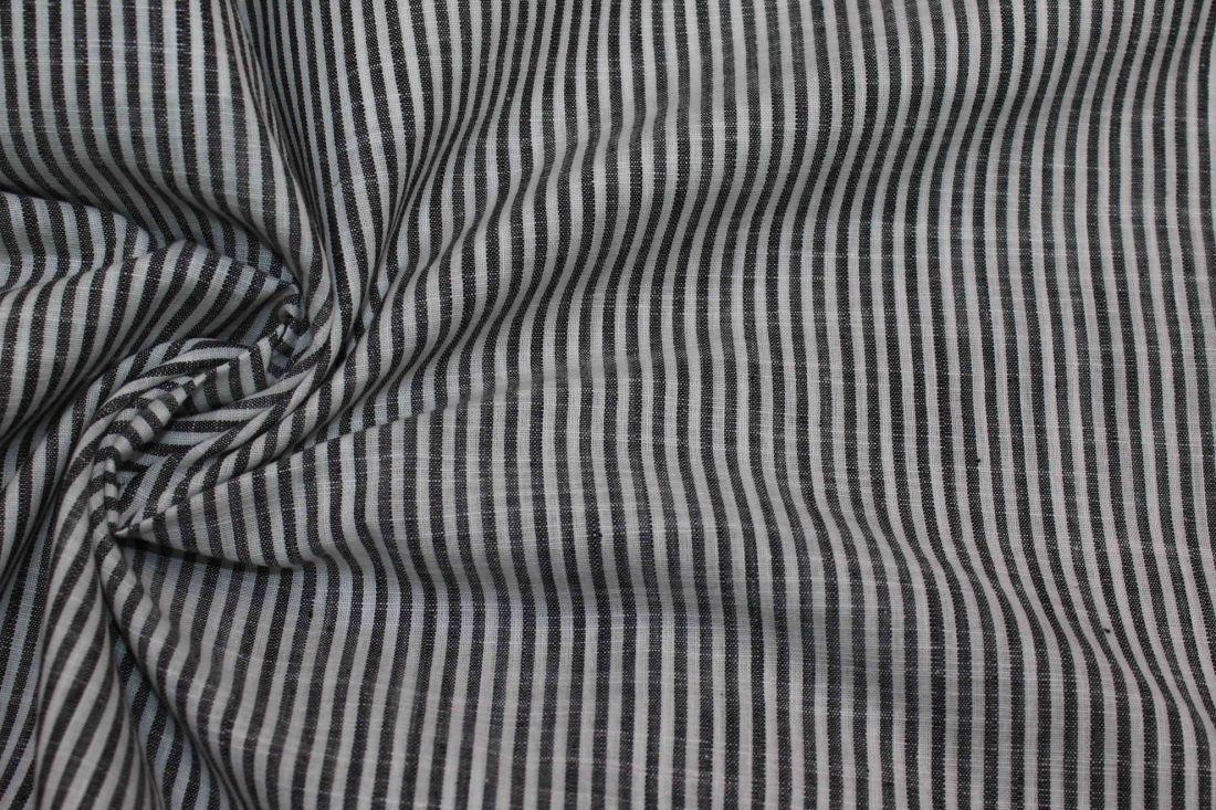 Рубашечная ткань полоска 7181/D2/C#4