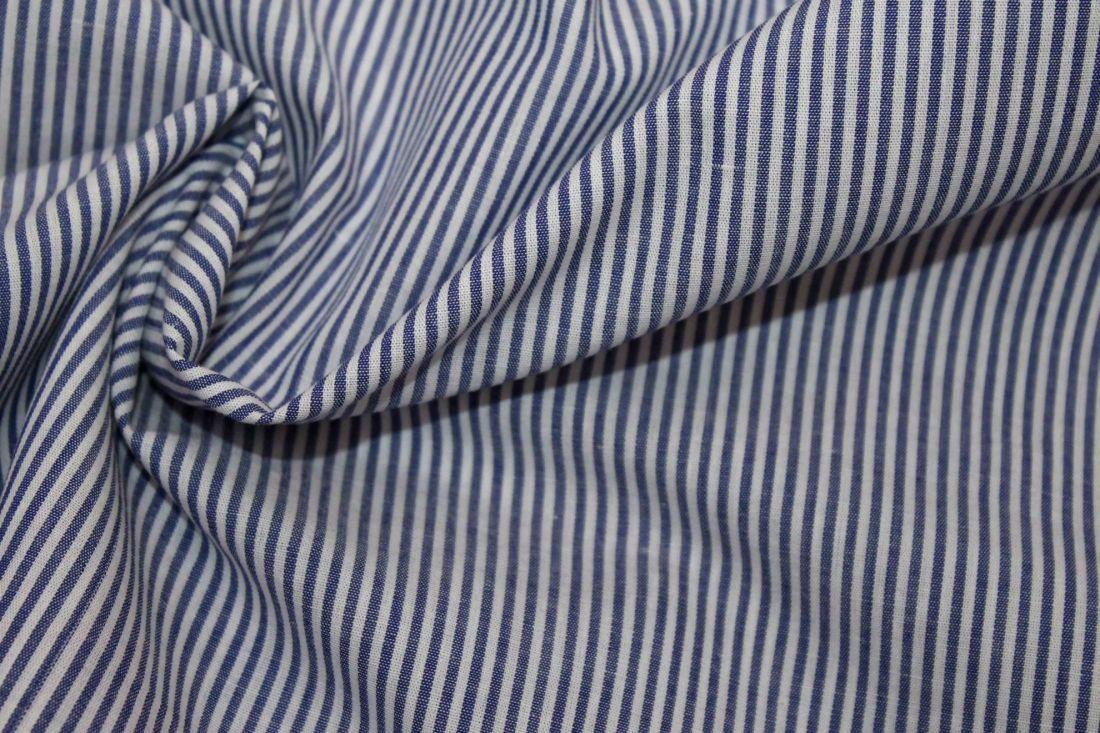 Рубашечная ткань полоска 7179/C#2