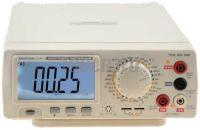 МЕГЕОН 22130 Мультиметр настольный с ручным выбором диапазона купить