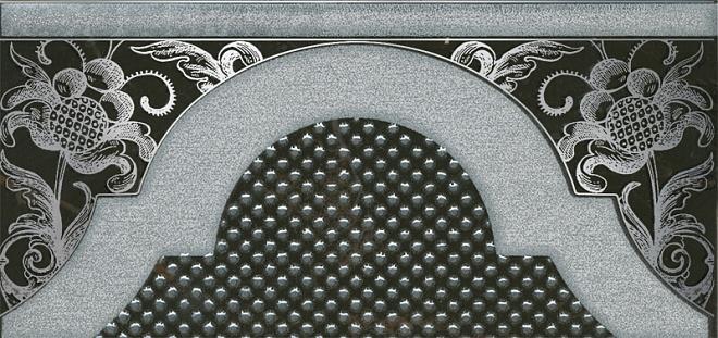 HGD/B266/16072 | Декор Фрагонар чёрный