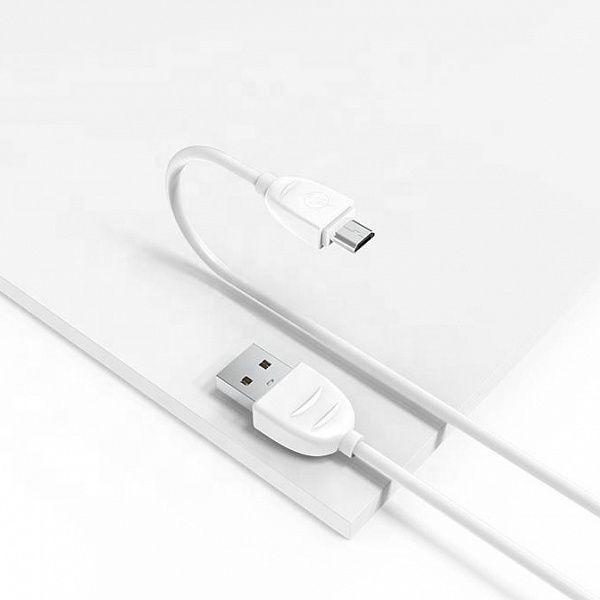 Кабель USB 1А EZRA DC19 (microUSB) 1.2м