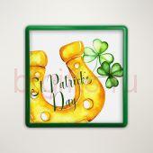 Магнит St.Patrick's day