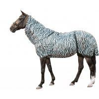 Антимоскитная попона с капором -Zebra security- HKM