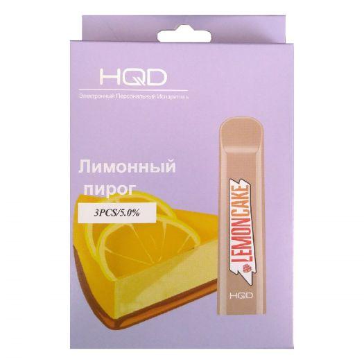 Электронная сигарета HQD Лимонный пирог