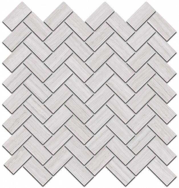 SG190/001 | Декор Грасси серый светлый мозаичный