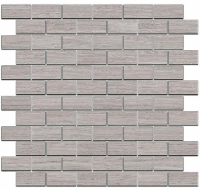 SG191/002 | Декор Грасси серый мозаичный