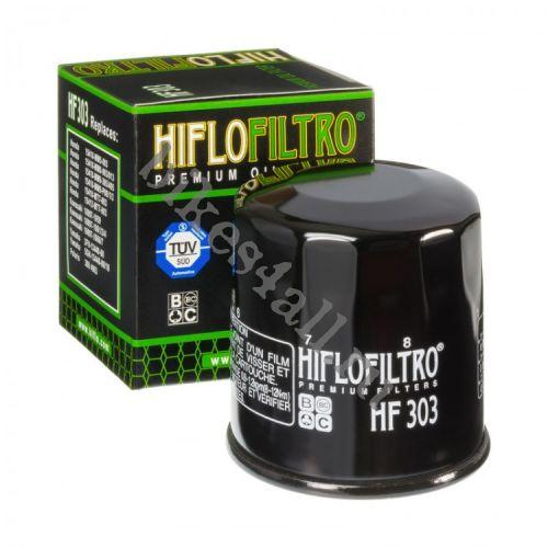 Фильтр масляный HIFLO HF303 для Honda CB400 1992-2010