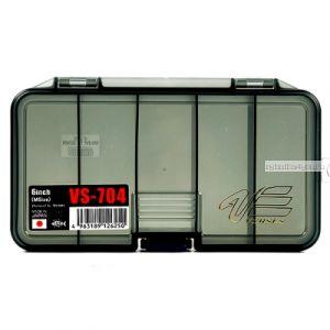 Коробка рыболов. Meiho Versus Black 161/91/31 (VS-704-B)