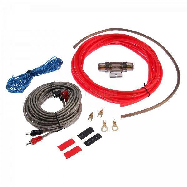 Набор кабелей для автоакустики MDK 6GA (5м)