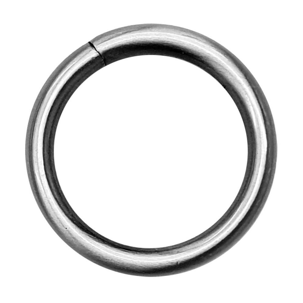 Кольцо литое 30 мм никель