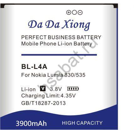 Аккумулятор BL-L4A BV-L4A BLL4A 3900 мАч Япония