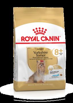 Роял канин Йоркширский терьер 8+ (Yorkshire Terrier)