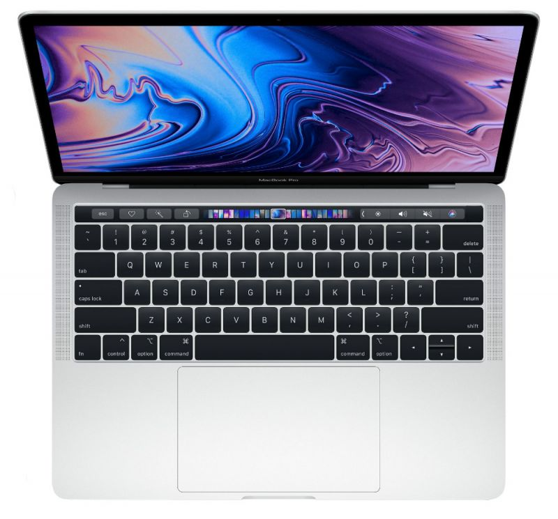 Apple MacBook Pro 15 (2018) 512Gb Silver (MR972)