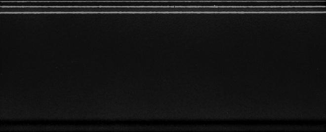 BDA002R | Бордюр Даниэли черный обрезной