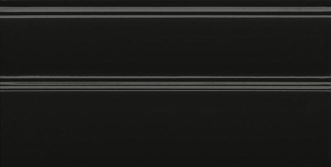 FMA010R | Плинтус Даниэли чёрный обрезной