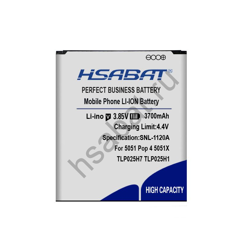 Аккумулятор TLP025H7 TLP025H1 3700 мАч