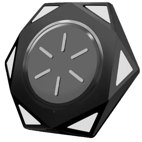 Беспроводное зарядное устройство Star Drill Wireless Charging BC-18. Цвет: черный.