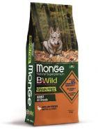 Monge Dog BWild Grain Free All Breeds Duck Беззерновой корм для собак всех пород (утка c картофелем) (12 кг)