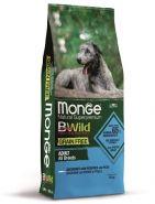 Monge Dog BWild GRAIN FREE Беззерновой корм из анчоуса c картофелем и горохом для собак всех пород (12 кг)
