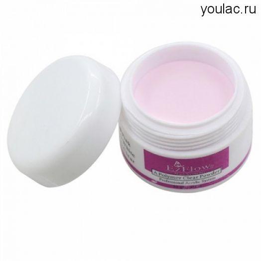 Акриловая пудра,  pink (розовая)