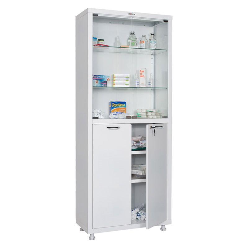 Шкаф медицинский «HILFE МД 2 1670/SG»