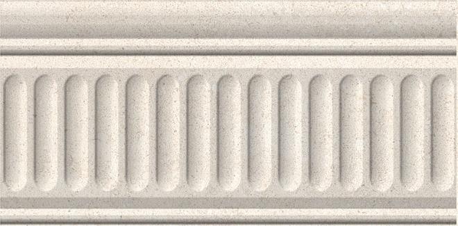 19021/3F   Бордюр Золотой пляж светлый беж структурированный