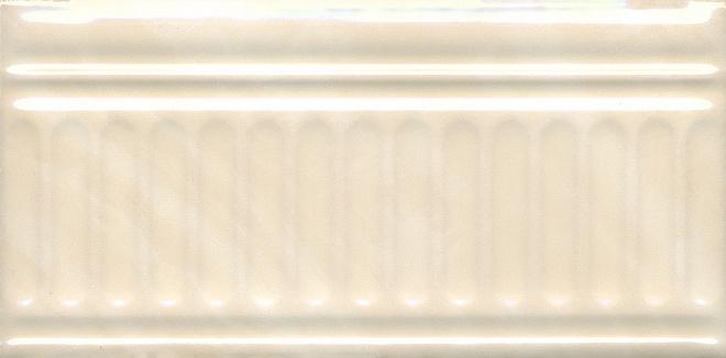 19017/3F | Бордюр Летний сад беж структурированный