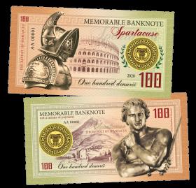 100 DENARII (денариев) - Восстание Спартака (The revolt of Spartacus).