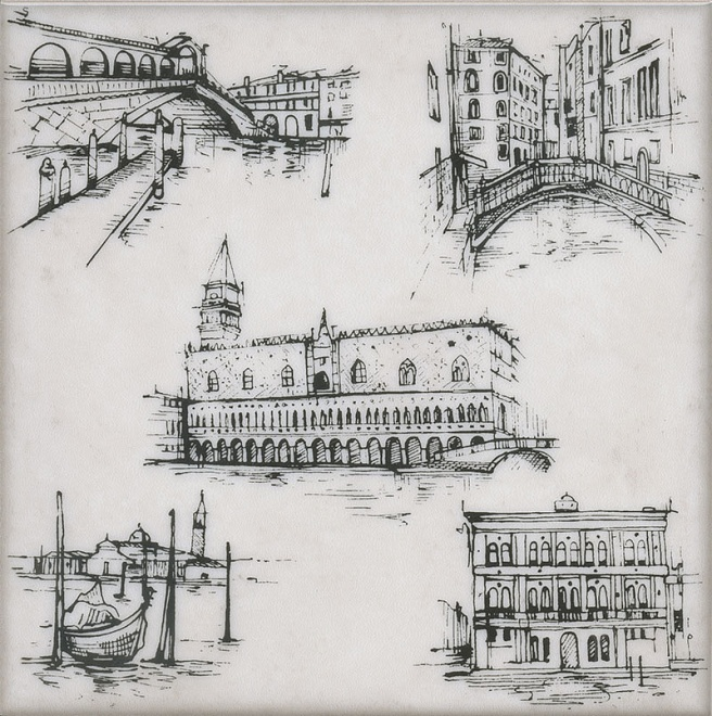 STG/A594/5261 | Декор Марчиана Venezia
