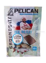 Прикормка Pelican / Крупная рыба / фирменный /  1 кг