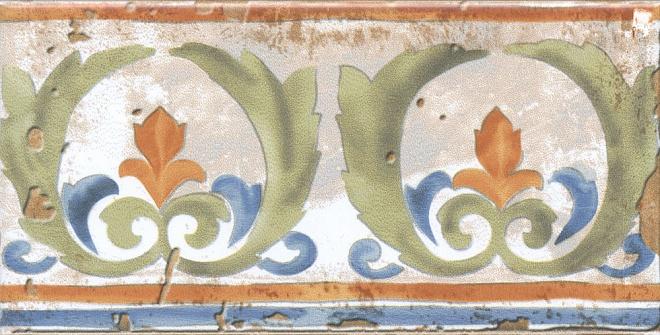 HGD/A153/17000   Бордюр Виченца Майоликa