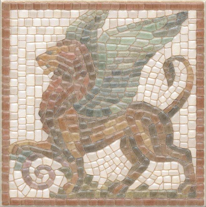 HGD/A139/17000   Декор Виченца Лев