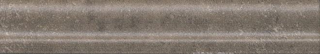 BLD017   Бордюр Багет Виченца коричневый темный