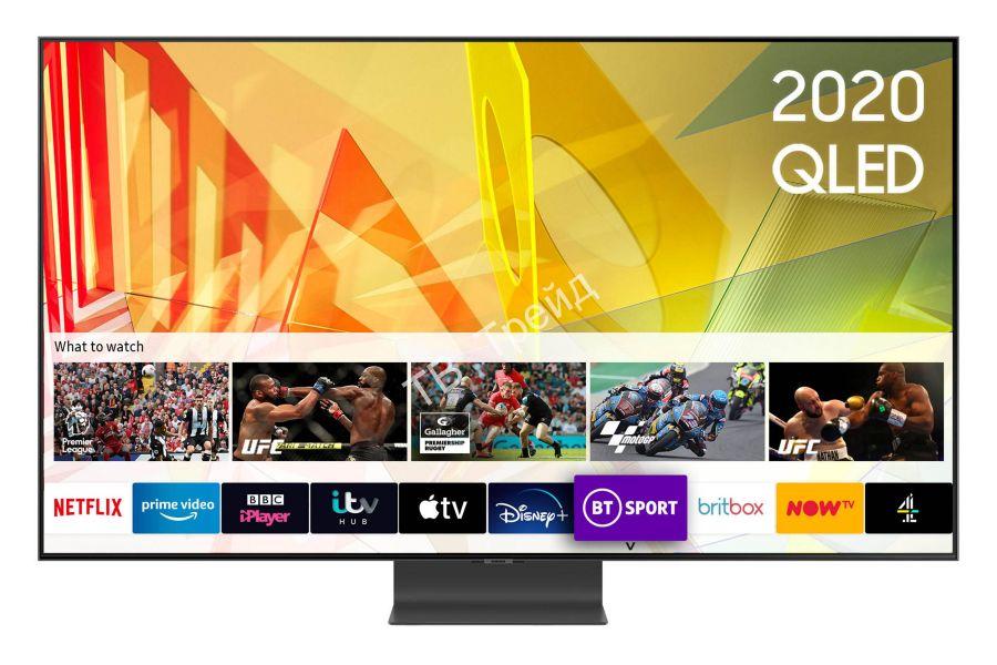 Телевизор Samsung QE75Q95TAU
