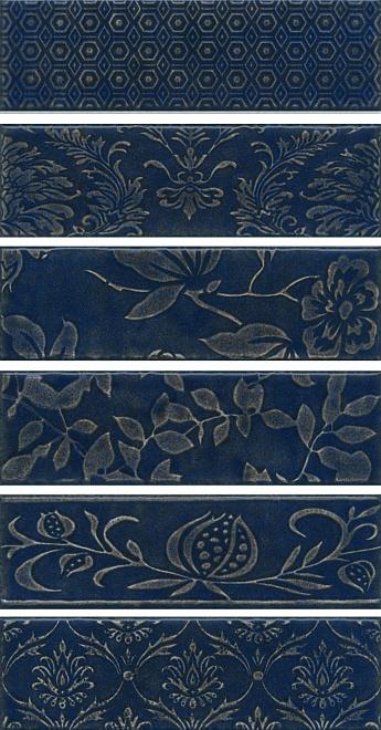 AD/B333/6x/2926   Панно Кампьелло синий