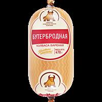 Колбаса Бутербродная вар 470г СПК