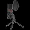 Игровой стрим микрофон Seyfert GM100 3.5 мм, кабель 1.5 м