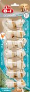 8in1 Dental Delights  XS Косточки с минералами для мелких собак (7*7,5 см)
